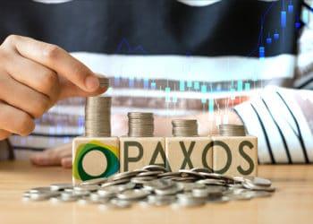 ronda inversión empresas paxos desarrollos paypal