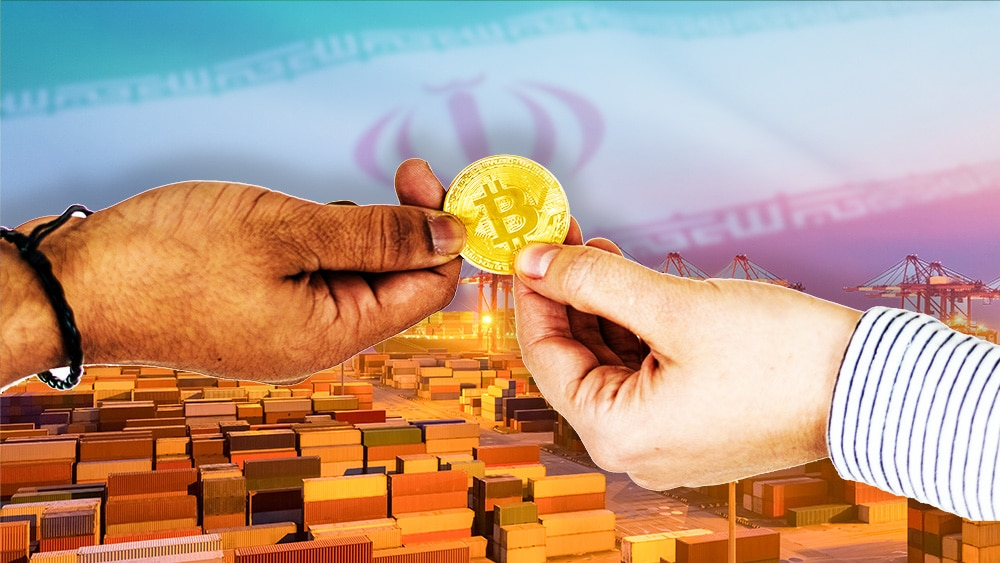pagos importaciones bitcoin bancos irán