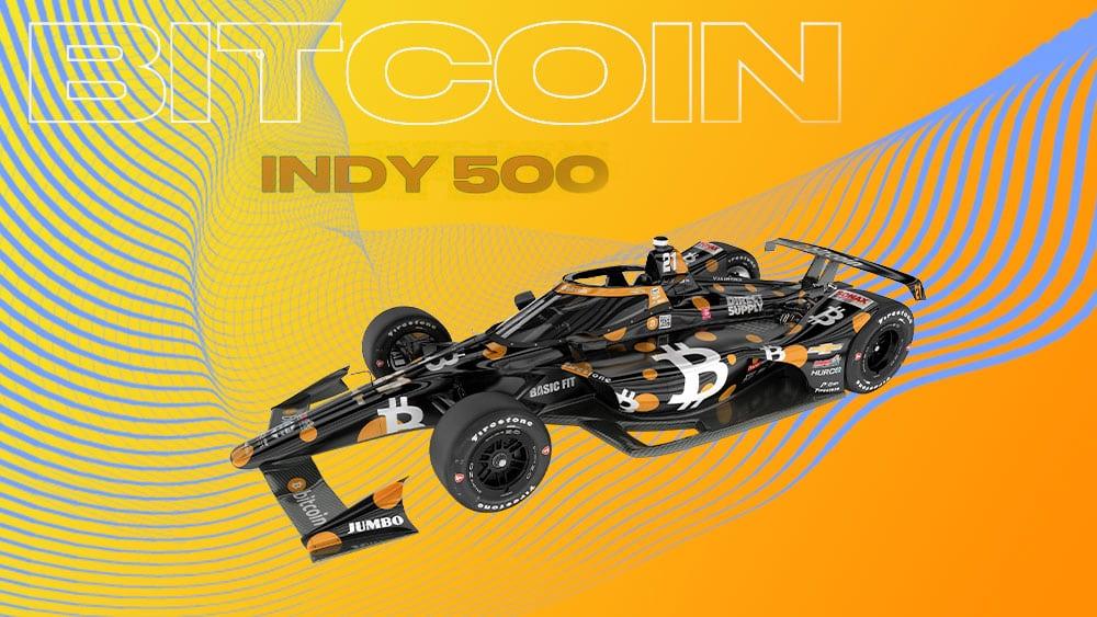 Indy 500 Bitcoin