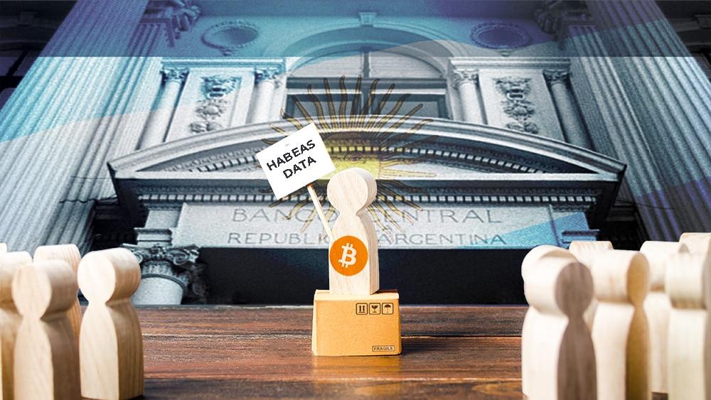 protección privacidad usuarios bitcoin argentina banco central