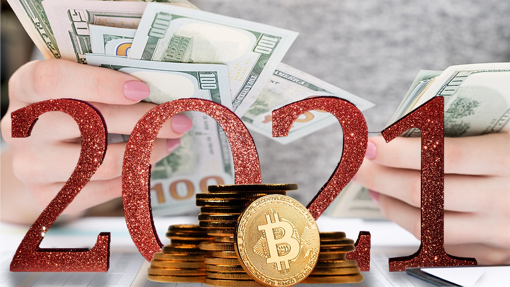 empresas criptomonedas blockchain defi recaudación inversión dinero 2021
