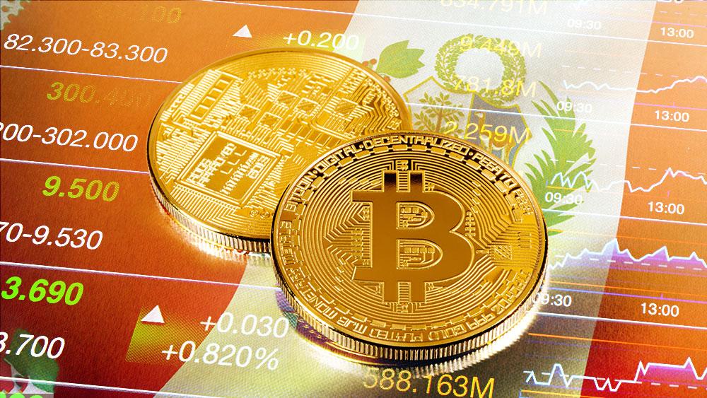 ETF bitcoin comercio criptomonedas bolsa valores lima peru