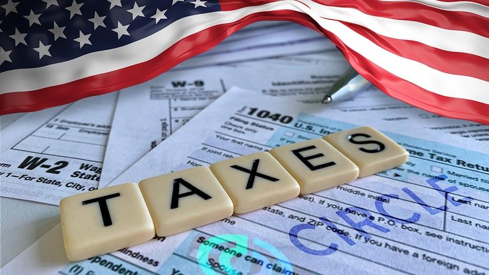 Autoridades de EE.UU. ordenan identificar y cobrar impuestos a clientes del exchange Circle