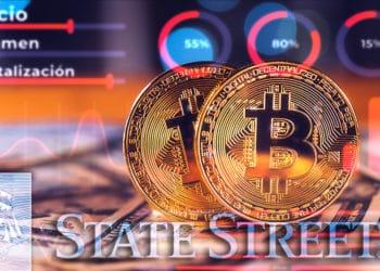 Media Starts Estados Unidos State Street indicadores criptomonedas bitcoin