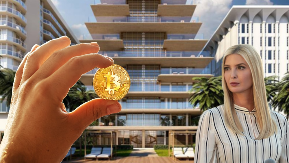 venta inmuebles miami pago bitcoin ivanka trump