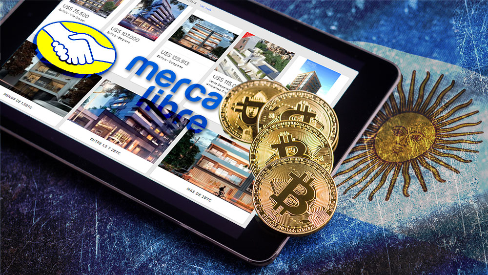 compra venta apartamentos inmuebles argentina mercado libre bitcoin