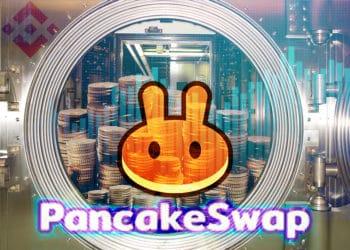 activos bloqueados plataforma defi binance pancake swap