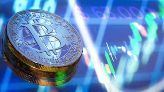 Bitcoin repunta 6% y supera los USD 63.000 en nuevo máximo histórico