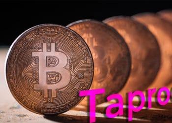 proyectos esperan actiación taproot blockchain bitcoin