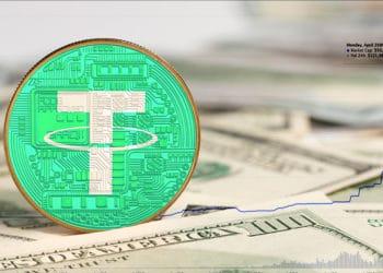 aumento capitalización mercado stablecoin tether