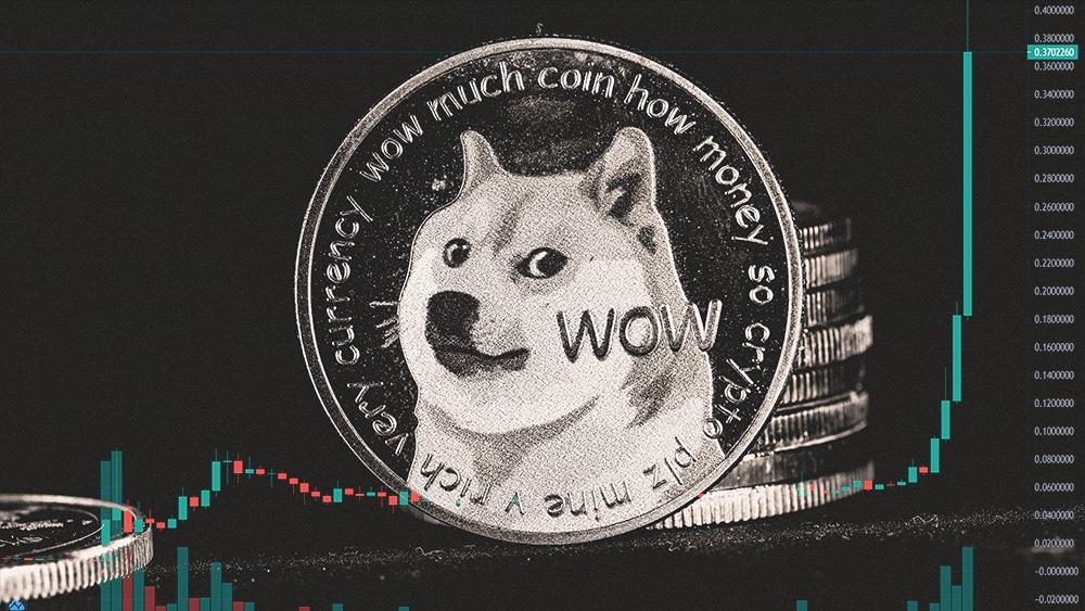 máximo hisórico precio dogecoin criptomoneda