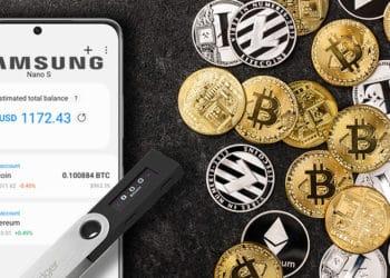 monedero hardware wallet criptomonedas samsung