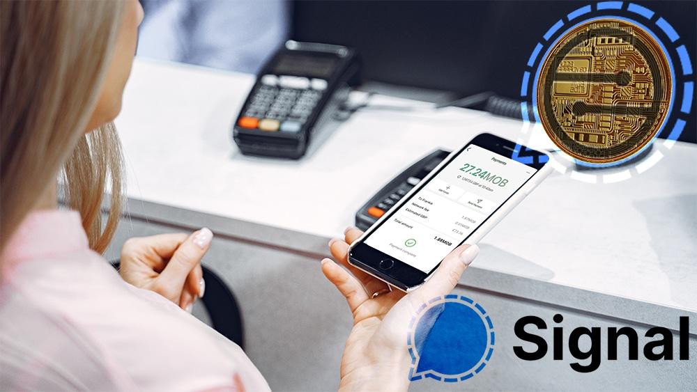 pagos criptomoneda signal app