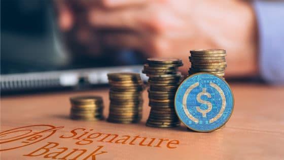 Circle se asocia con Signature Bank para el depósito de reservas de USD Coin