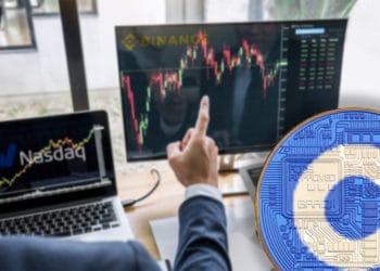 token acciones coinbase nasdaq bolsa valores binance