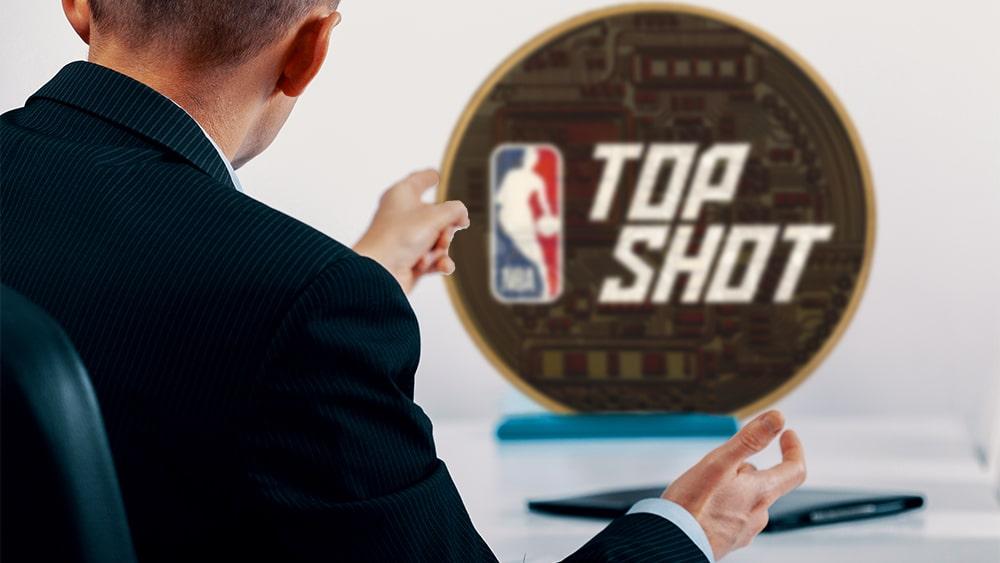 token NBA top Shot demanda titulo valor