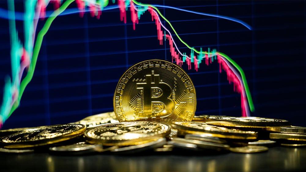 Bitcoin bajista.