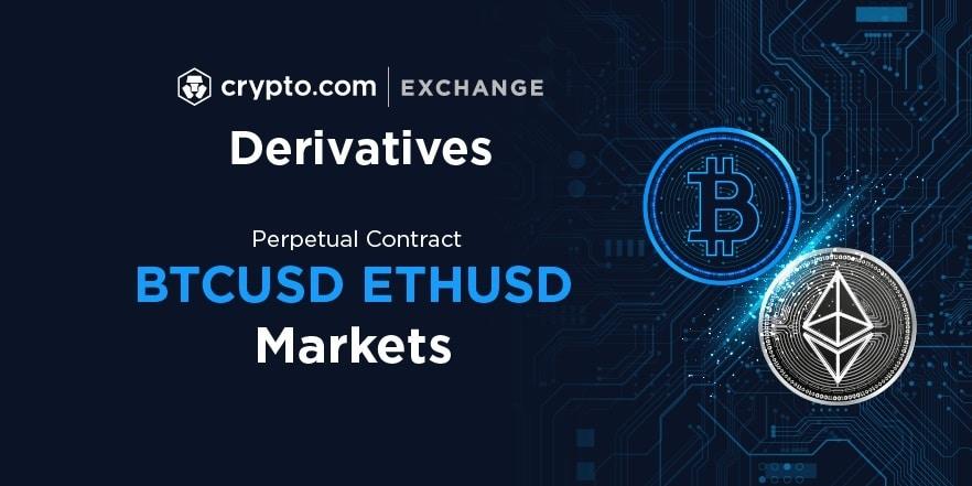 Plataforma de trading Crypto.com Exchange
