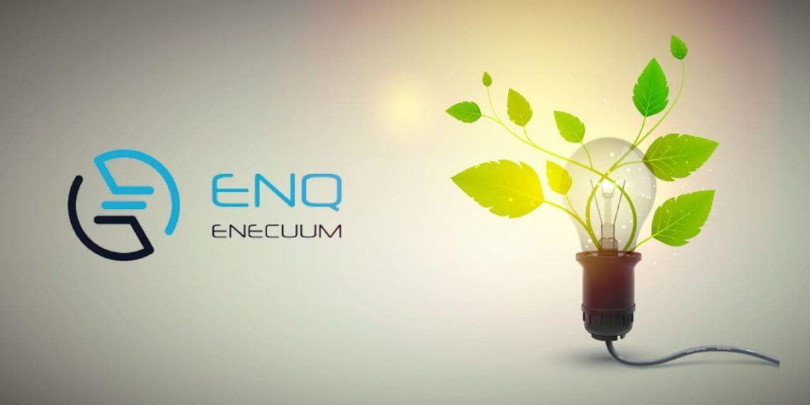 Eficiencia energetica de la blockchain Enecuum