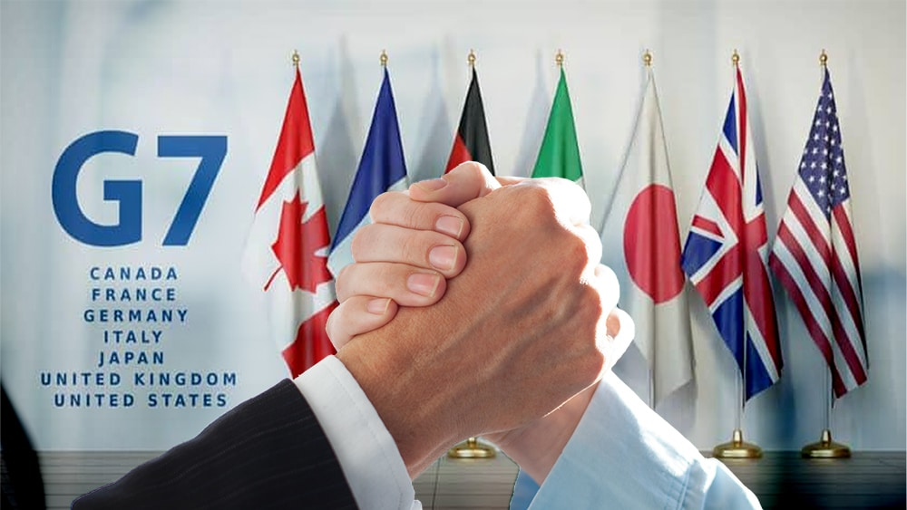 G7 ataques ransomware
