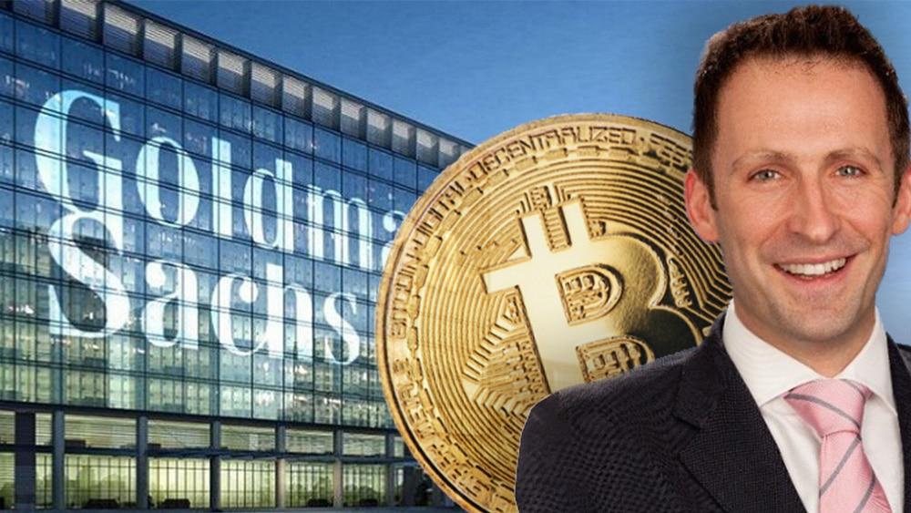 goldman Sachs bitcoin tipo de activo