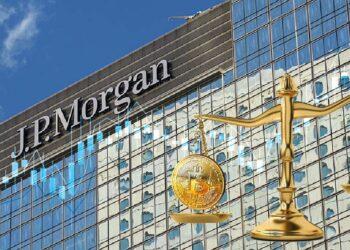 JP Morgan y balanza con bitcoin.
