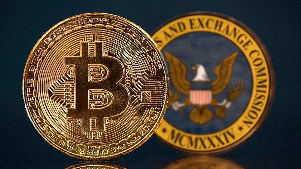SEc y bitcoin.