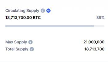 análisis emisión criptomonedas bitcoin