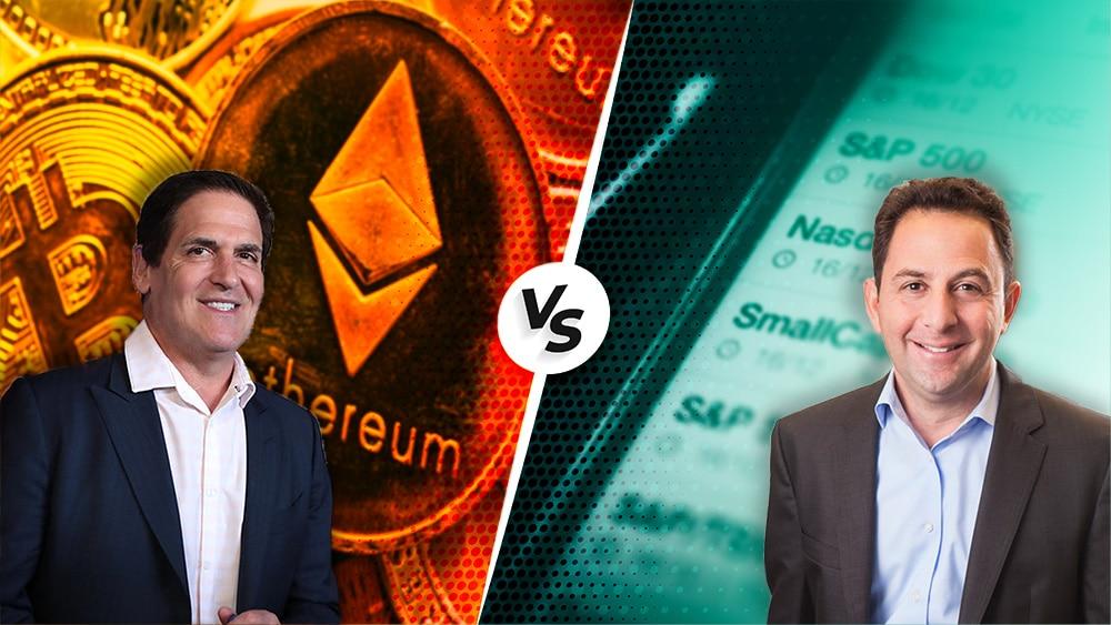 aumento precio criptomoendas bitcoin ethereum 10 años contra sp500