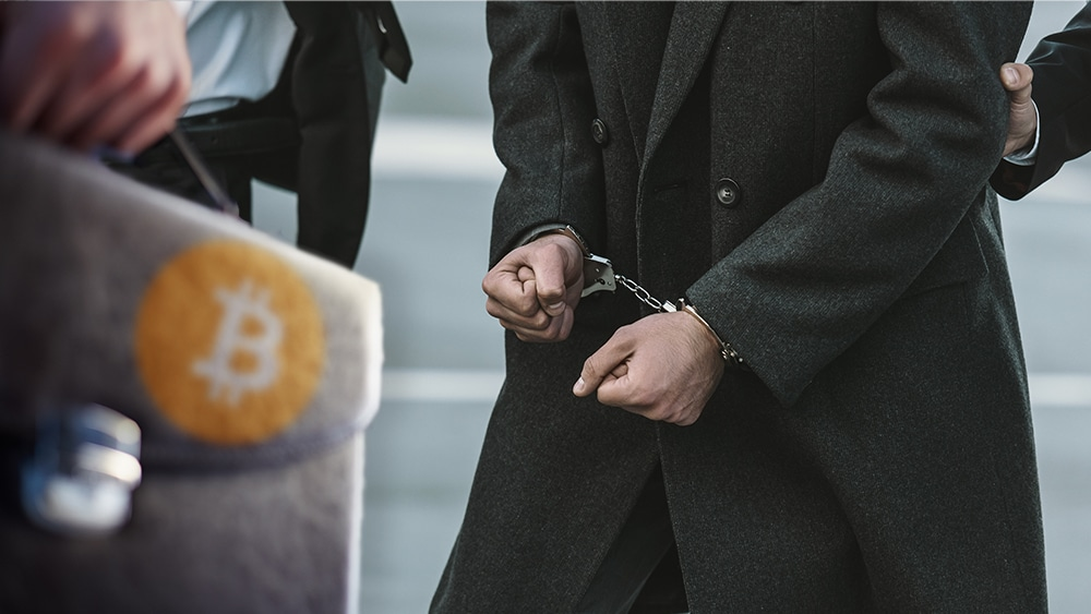 arrestados estafadores criptomonedas argentina