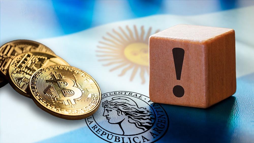 advertencias inversión criptomonedas banco central argentina