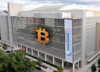 Banco Mundial y bitcoin.