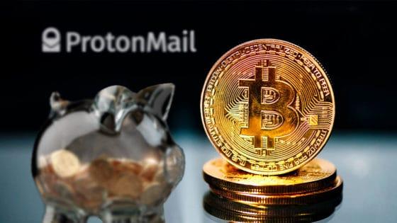 ProtonMail: proveedor de correo electrónico revela que tiene reservas en bitcoin