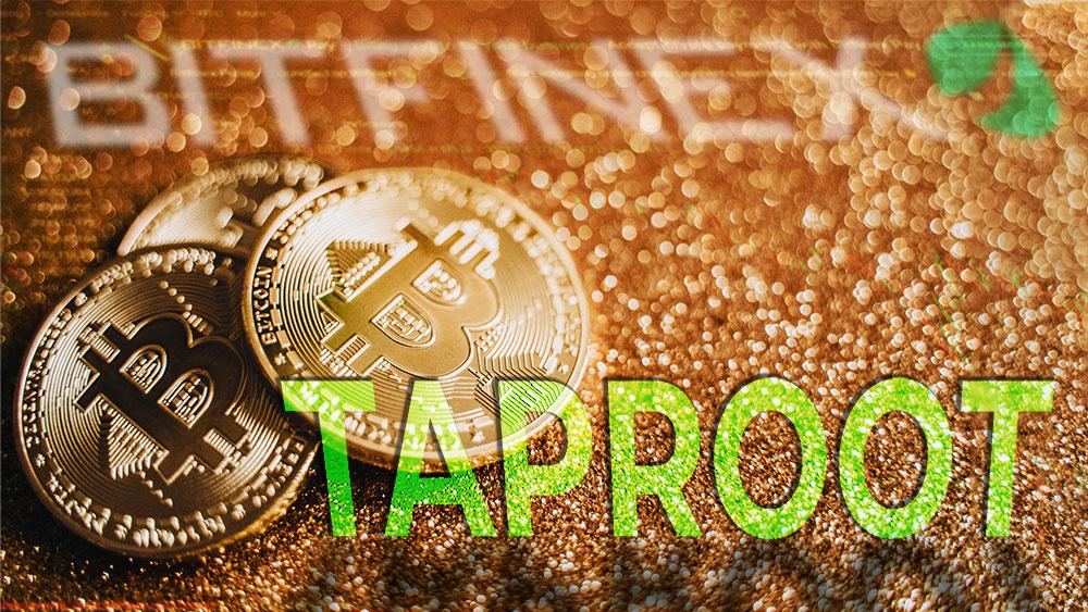 soporte taproot casa cambio bitcoin bitfinex