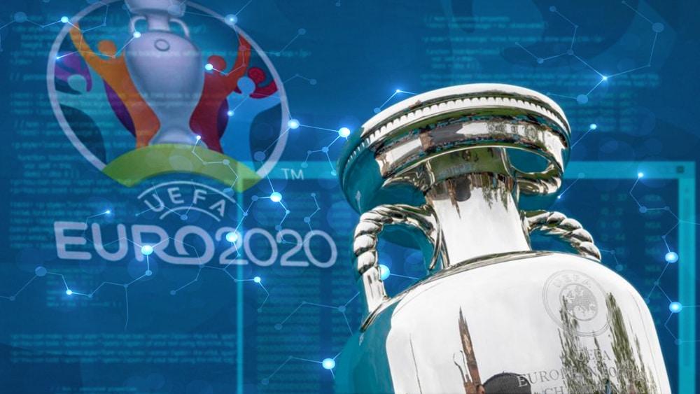 eurocopa tecnología blockchain eventos futbol