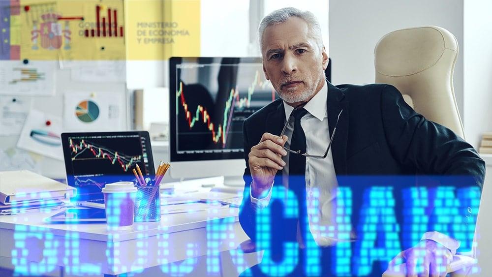 uso blockchain mercado bursatil ministerio españa