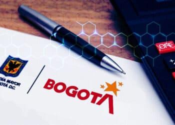 Documento con logo de Alcaldía de Bogotá.