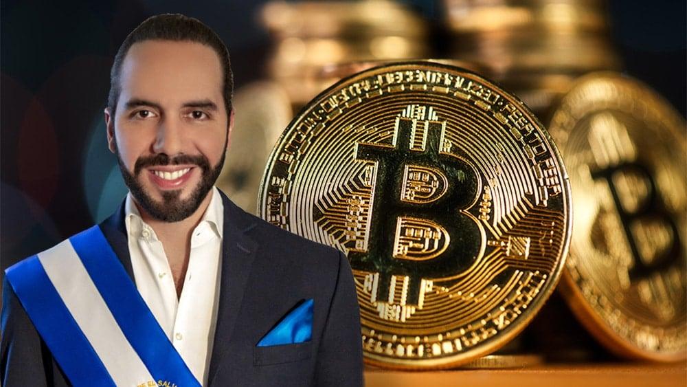 presidente el salvador incentivos inversión bitcoin