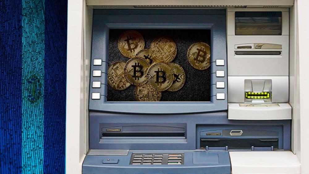 Cajero bitcoin El Salvador.