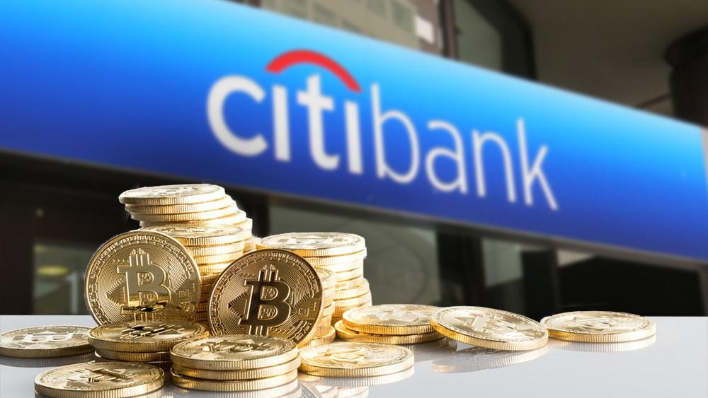 citibank usuarios servicio custodia criptomonedas bitcoin
