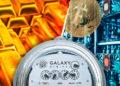 minería bitcoin consumo energía electrica sistema bancario producción oro