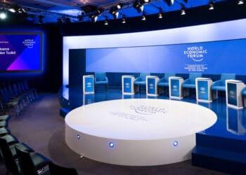 Wordl Economic Forum DeFi.