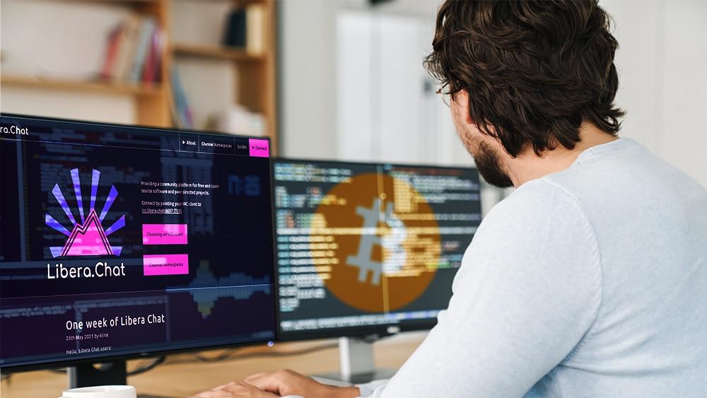 desarrolladores bitcoin core migran discusiones debates libera chat