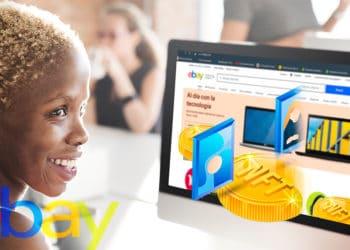 compras online ebay subastas tokens nft