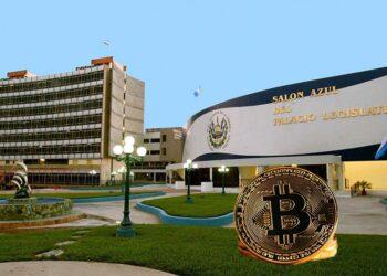 Asamblea El Salvador Bitcoin