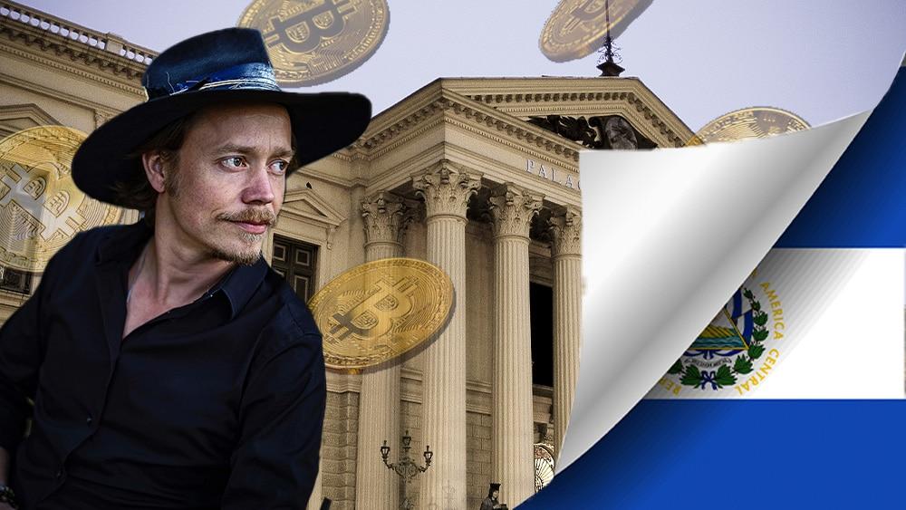 Brock Pierce, El Salvador y bitcoins.