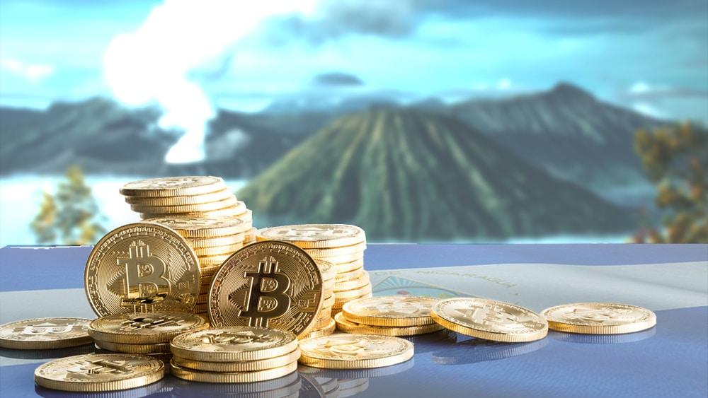 bitcoin el salvador minería energía volcanica