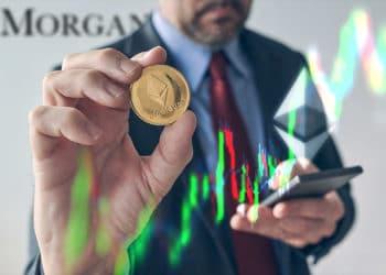 capitalización etheruem JP Morgan
