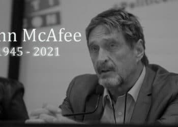 empresario john mcAfee hallado muerto celda españa