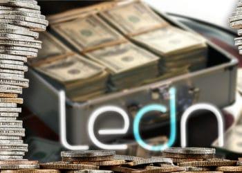 ledn recibe financiamiento servicios prestamos criptomonedas